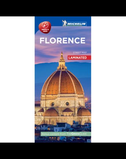 Cartographia  - Firenze várostérkép - 9214 Michelin