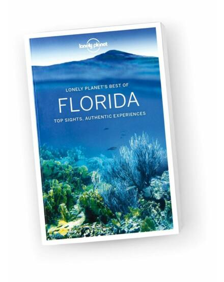 Cartographia  - Florida útikönyv (angol) Lonely Planet