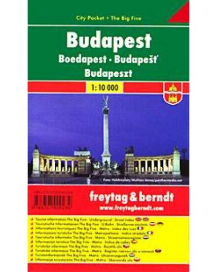 Cartographia  - Budapest City térkép