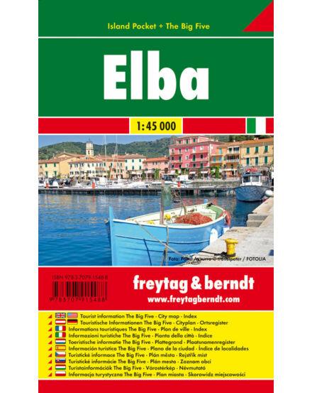 Cartographia  - Elba - Island Pocket