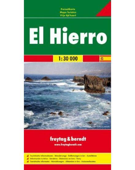 Cartographia  - El Hierro térkép