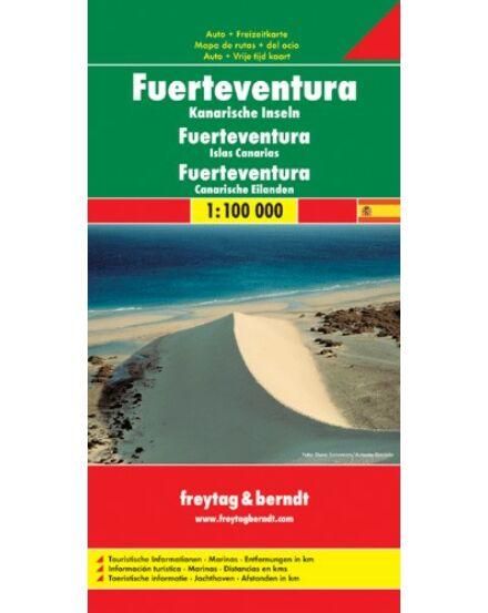 Cartographia  - Fuerteventura térkép