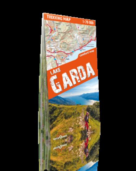 Cartographia  - Garda-tó trekking térkép