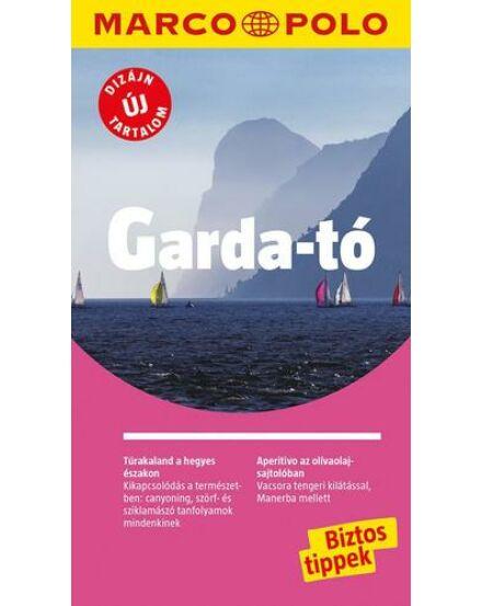 Cartographia  - Garda-tó útikönyv
