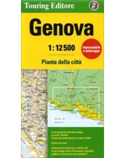 Genova Varosterkep