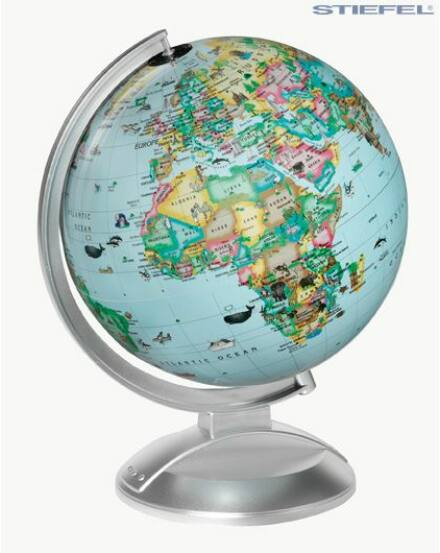 Cartographia  - Globe4kids földgömb