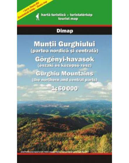 Cartographia  - Görgényi-havasok turistatérkép