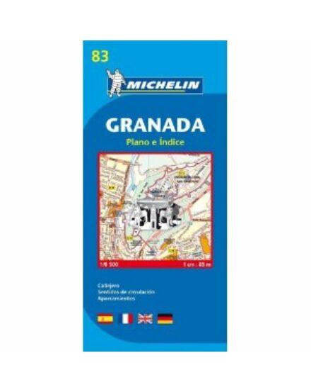 Cartographia  - Granada várostérkép