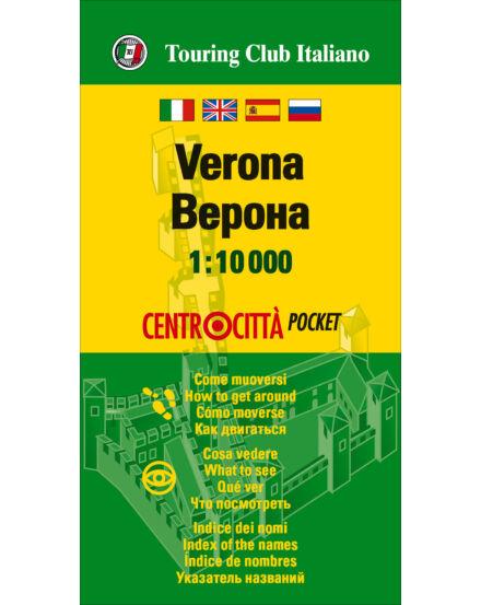 Verona várostérkép mini