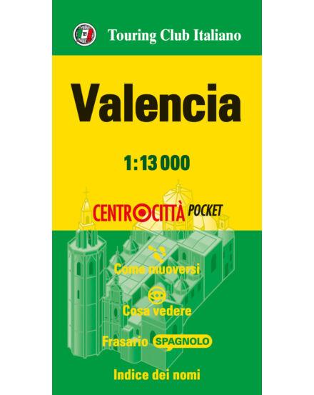 Cartographia  - Valencia várostérkép mini