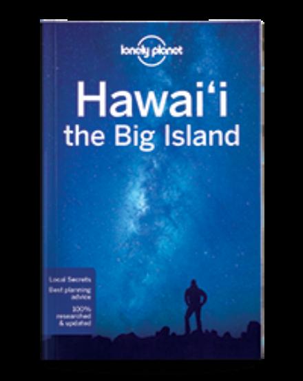 Cartographia  - Hawaii The Big Island útikönyv (angol)