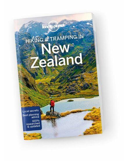 Cartographia  - Új-Zéland útikönyv (angol) Lonely Planet - Tramping