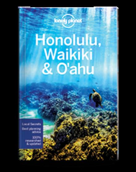 Cartographia  - Honolulu, Waikiki, Oahu útikönyv (angol)