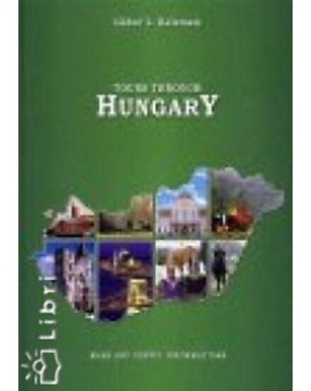Cartographia  - Pihenjen Magyarország legszebb tájain angol nyelvű