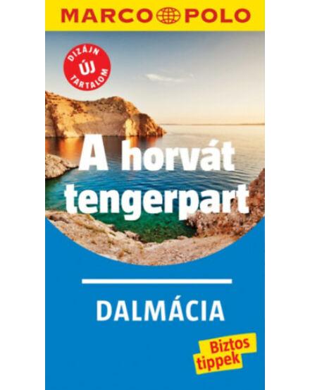 Cartographia  - A horvát tengerpart - Dalmácia útikönyv