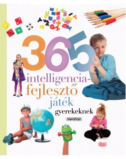 Cartographia  - 365 intelligencia-fejlesztő játék gyerekeknek