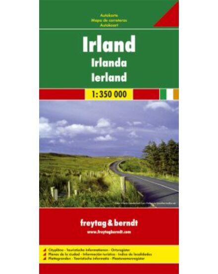Cartographia  - Írország térkép