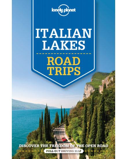 Cartographia  - Olasz tavak Italian Lakes Road Trips Lonely Planet