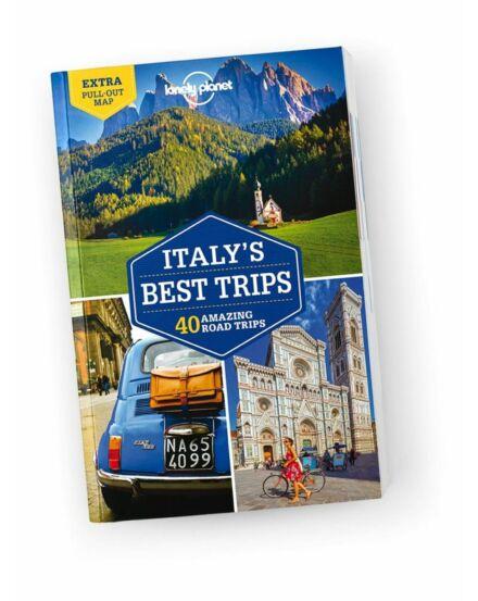 Cartographia  - Olaszország Best Trips útikönyv