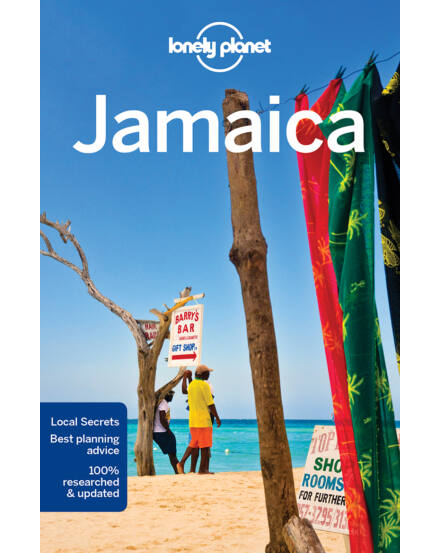 Cartographia  - Jamaica útikönyv (angol) Lonely Planet