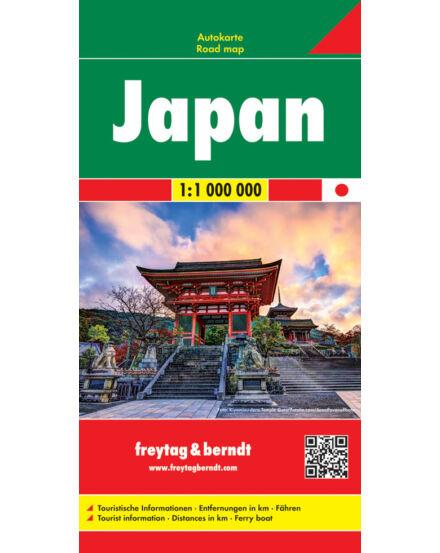 Cartographia  - Japán térkép