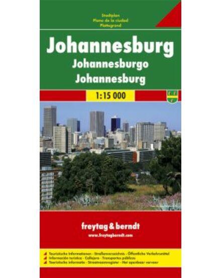 Cartographia  - Johannesburg várostérkép
