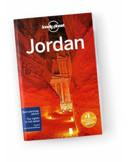 Cartographia  - Jordánia útikönyv Lonely Planet
