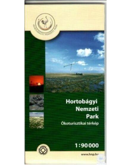 Cartographia  - Hortobágyi Nemzeti Park térkép