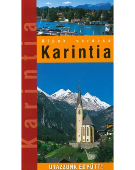 Cartographia  - Karintia útikönyv