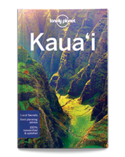Cartographia  - Kaua'i útikönyv (angol)