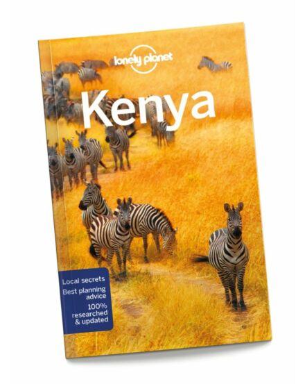 Cartographia  - Kenya útikönyv (angol)