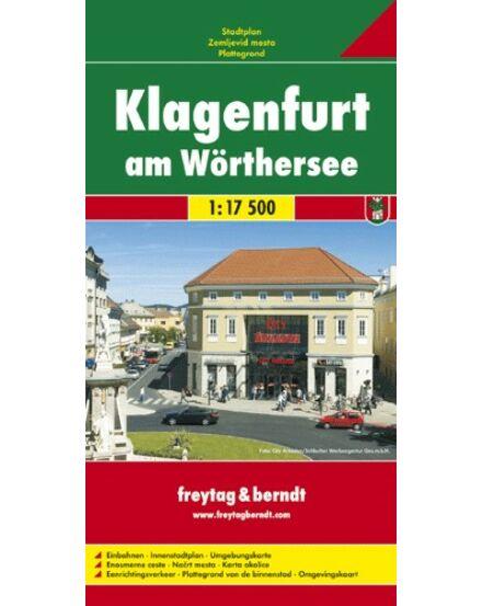 Cartographia  - Klagenfurt várostérkép