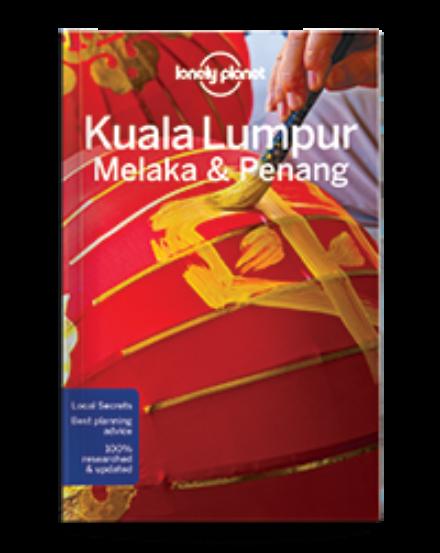 Cartographia  - Kuala Lumpur, Melaka & Penang útikönyv Lonely Planet
