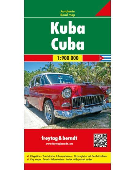 Cartographia  - Kuba térkép