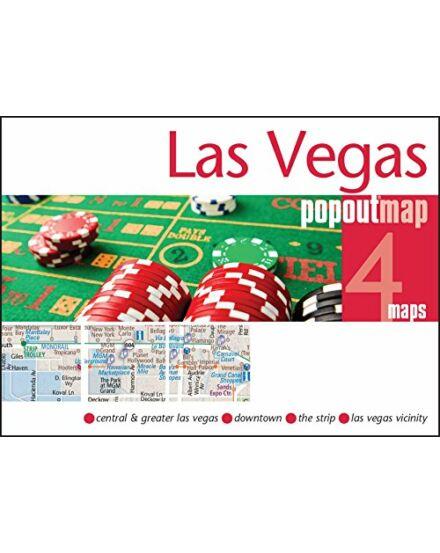 Cartographia  - Las Vegas várostérkép