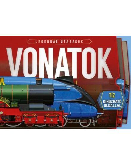 Cartographia  - Legendás utazások - Vonatok