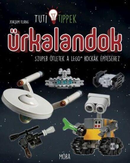 Cartographia  - Űrkalandok Szuper ötletek a LEGO kockák építéséhez