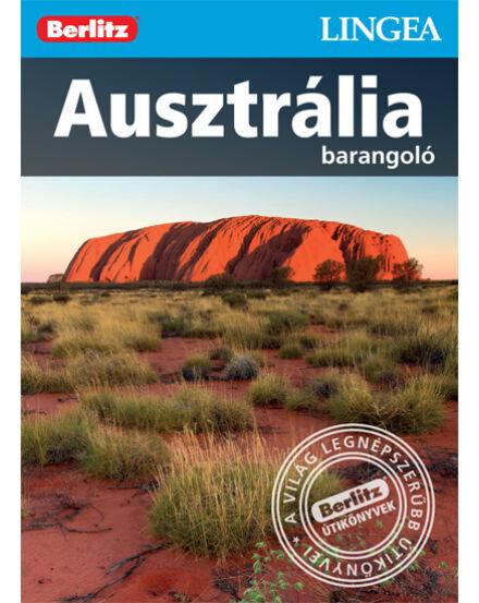 Cartographia  - Ausztrália barangoló útikönyv (Berlitz) Lingea