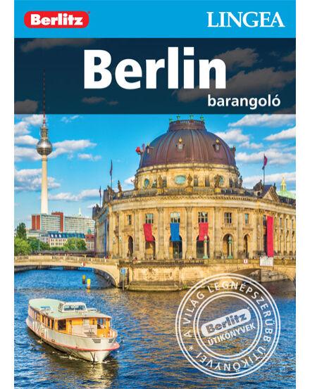 Cartographia  - Berlin barangoló útikönyv (Berlitz) Lingea