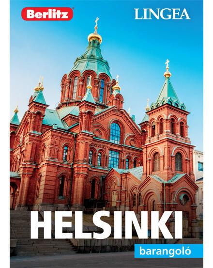 Cartographia  - Helsinki barangoló útikönyv (Berlitz) Lingea