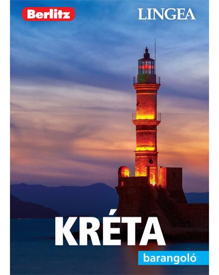 Cartographia  - Kréta barangoló útikönyv
