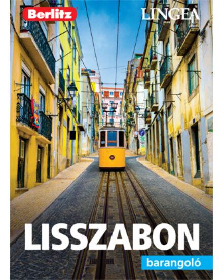Cartographia  - Lisszabon barangoló útikönyv