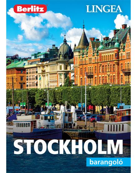 Cartographia  - Stockholm barangoló útikönyv (Berlitz)