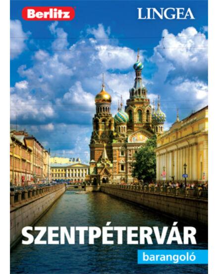 Cartographia  - Szentpétervár barangoló útikönyv