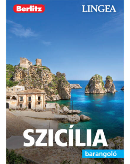 Cartographia  - Szicília barangoló útikönyv