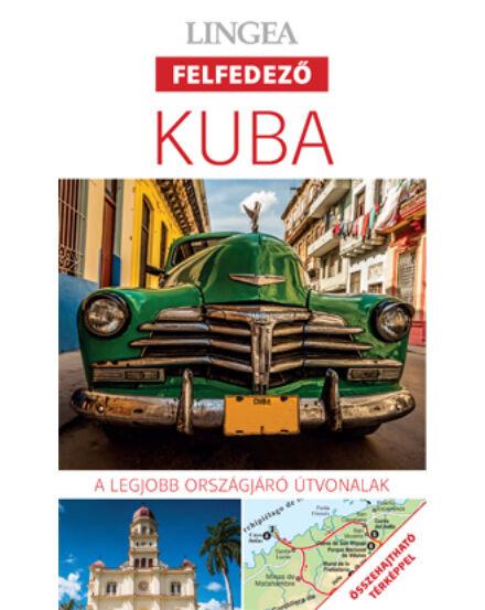 Cartographia  - Kuba felfedező útikönyv térképpel