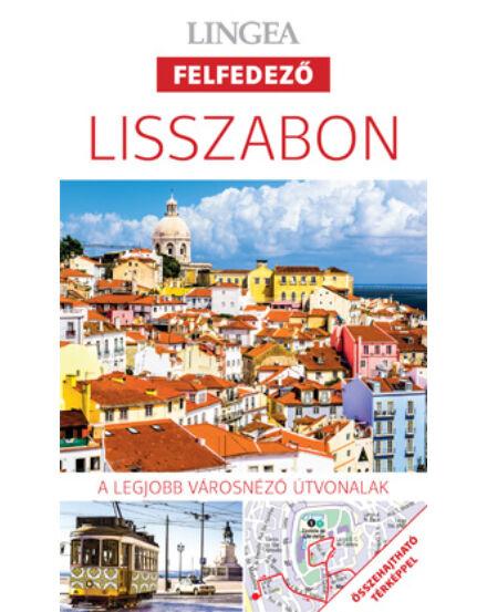 Cartographia  - Lisszabon felfedező útikönyv térképmelléklettel