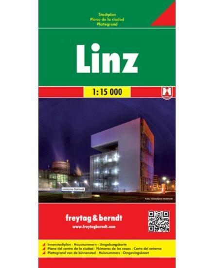 Cartographia  - Linz várostérkép