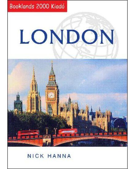 Cartographia  - London útikönyv + térkép
