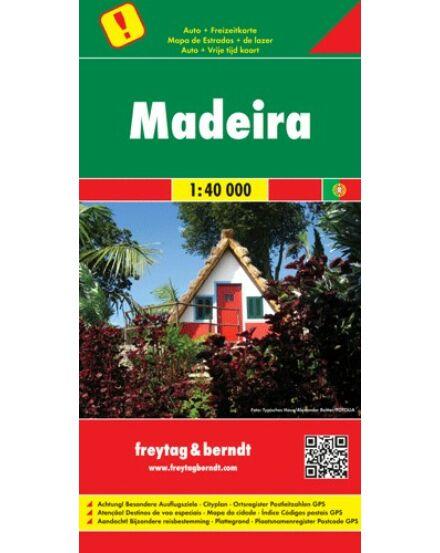 Cartographia  - Madeira térkép
